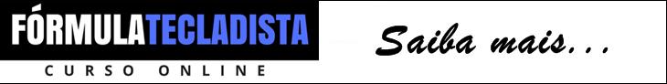 Curso de Teclado Online,Como Tocar Teclado- Formula Tecladista